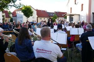 bericht jahreshauptversammlung musikverein
